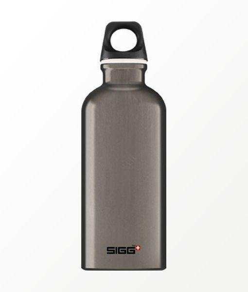 SIGG waterfles traveller smoked pearl 0.4 liter