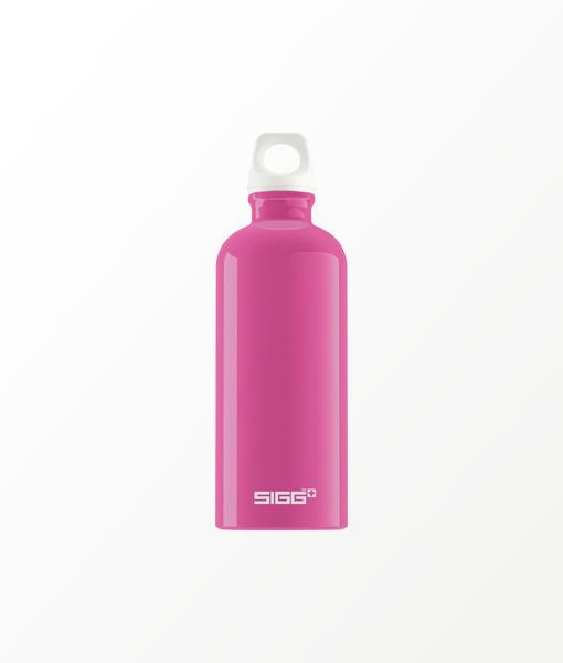 SIGG design fles fabulous roze 0.6 liter