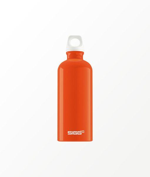 SIGG design fles fabulous oranje 0.6 liter