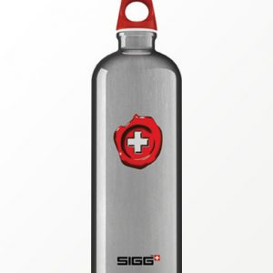 SIGG waterfles swiss quality 1.0 liter