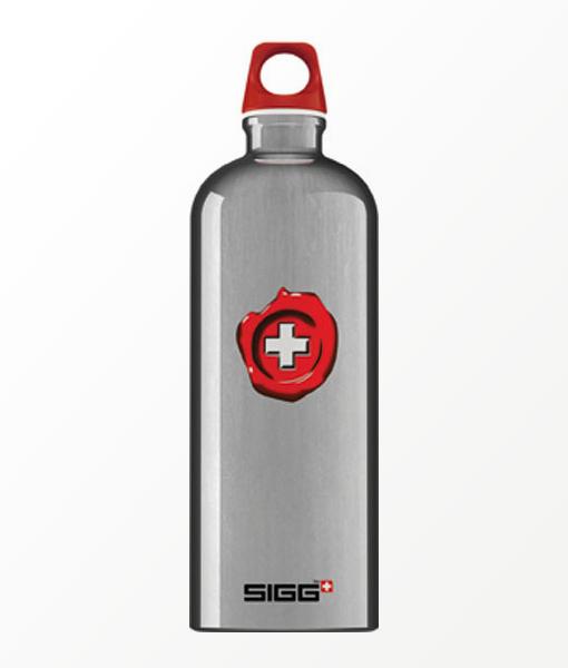 SIGG waterfles swiss quality 1.0 liter