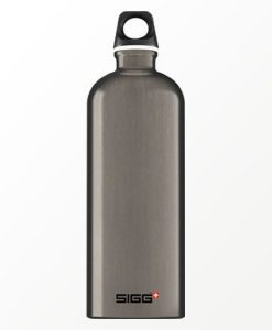 SIGG waterfles traveller smoked pearl 1.0 liter