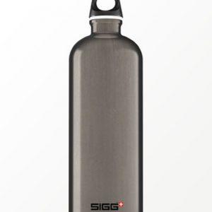 SIGG waterfles traveller smoked pearl 1.0 liter