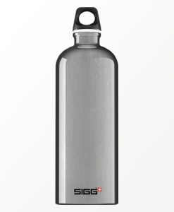 SIGG waterfles traveller alu 1.0 liter