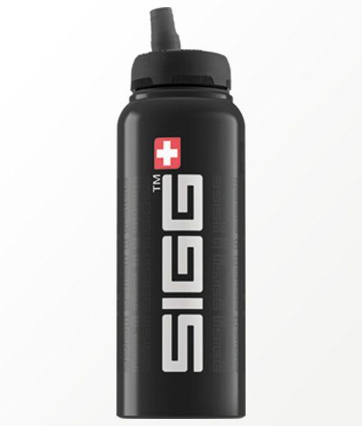 SIGG sport fles met nieuwe actieve dop 1.0 liter