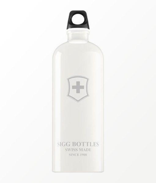 SIGG waterfles swiss emblem 1.0 liter