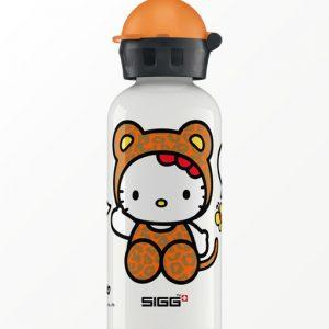 SIGG fles Hello Kitty Leopard 0.4 liter