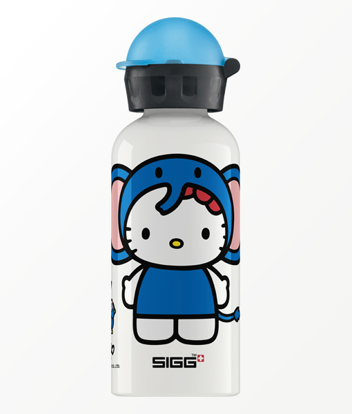 SIGG fles Hello Kitty Elephant 0.4 liter