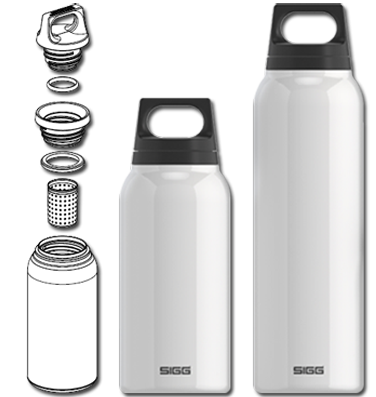 SIGG Thermo Fles 0.5L