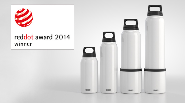 Red Dot Award SIGG Thermo Line